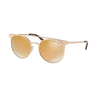 Michael Kors Grayton Ladies Sunglasses - MK1030 1026A - Shiny Rose Gold