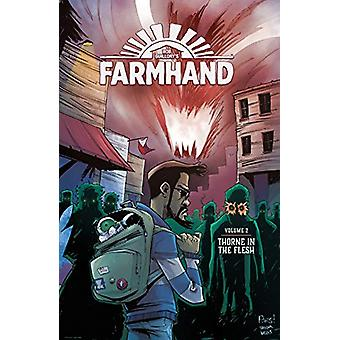 Farmhand Volume 2 - Thorne in the Flesh von Rob Guillory - 978153431332