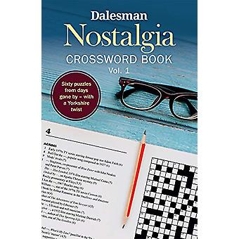 Yorkshire Nostalgia Crossword by Michael Curl - 9781855683815 Book