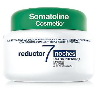 Somatoline Cosmetics 7 Nights Reducer Ultra Intensive 250 ml