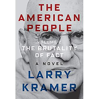 The American People - Volume 2 de Larry Kramer - 9780374104139 Livre