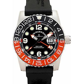 Zeno-Watch - Wristwatch - Men - Airplane Diver 6349Q-GMT-a1-5