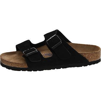 Birkenstock Women's Shoes Arizona BS Fabric Open Toe Casual Slide Sandals