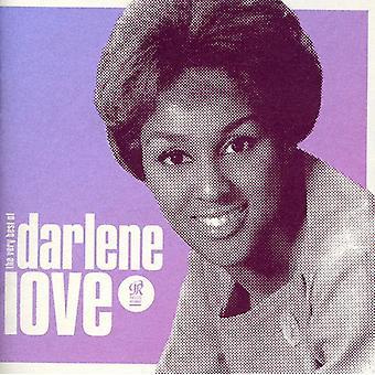 Darlene Love - sonido de amor: importación de Estados Unidos el muy mejor de Darlene Love [CD]