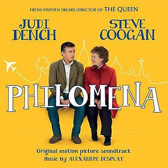 Alexandre Desplat - importación de USA de Philomena [CD]