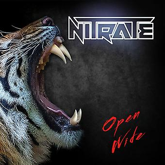 Open Wide [CD] USA import