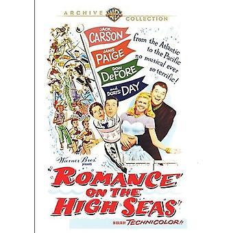 Romance on the High Seas [DVD] USA import
