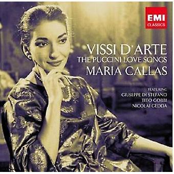 Puccini: Vissi D'Arte [CD] VS import
