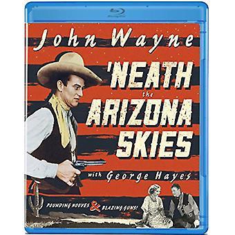 Neath the Arizona Skies [Blu-ray] USA import