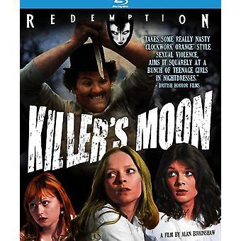 Killer's Moon [BLU-RAY] USA import