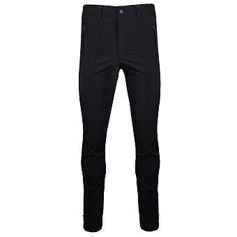 Fusalp Black 'Derg' Stretch Pant