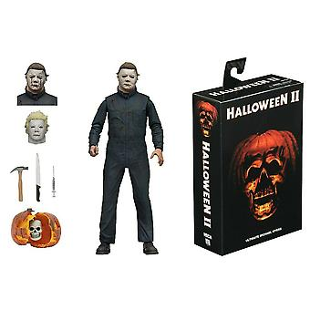 "Halloween 2 Michael Myers Ultimate 7"" Action Figure"