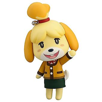 Animal Crossing Nendoroid  Shizue (Isabelle) Winter Ver.