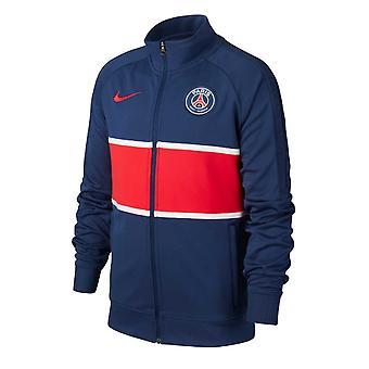 2020-2021 PSG Nike I96 Anthem Jacket (Navy) - Kids
