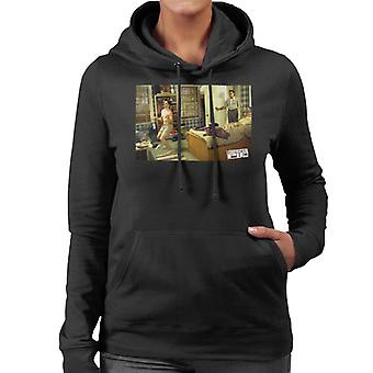 American Pie Jim Caught Dancing Women's Hooded Sweatshirt
