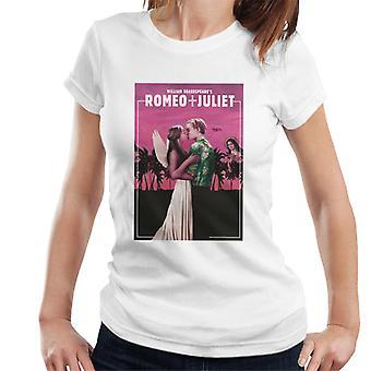 Romeo & Juliet White Beach Kiss Women's T-Shirt