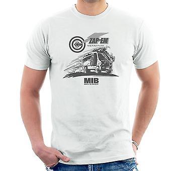 Men In Black Zap Em Truck Men's T-Shirt