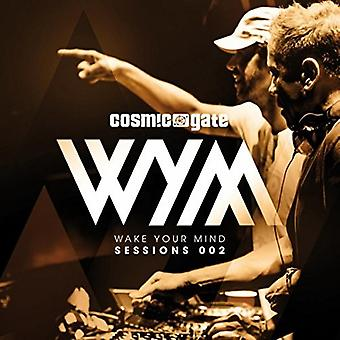 Cosmic Gate - Wake Your Mind Sessions 003 [CD] USA import
