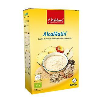 AlcaMatin, Bio-Frühstück None