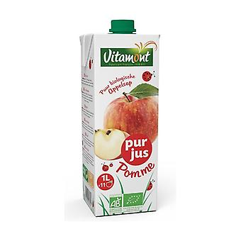 Pure apple juice 1 L