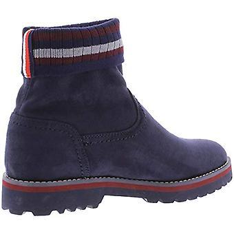 Tommy Hilfiger Womens pasilla Fabric Almond Toe Ankle Fashion Boots