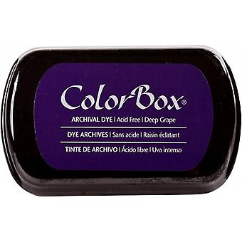 Clearsnap ColorBox Archival Dye Ink Full Size Deep Grape