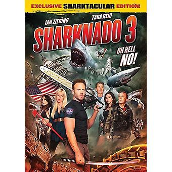 Sharknado 3: ああ地獄なし!【 DVD 】 アメリカ輸入