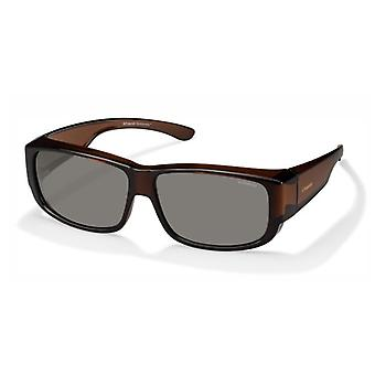 Sunglasses Unisex P8303 09Q/OD brown