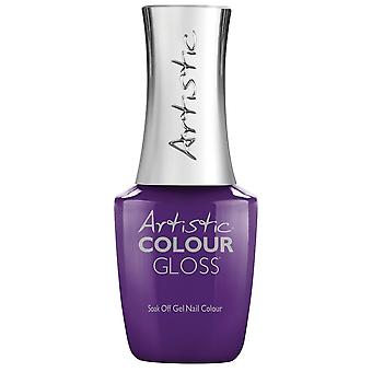 Artystyczny kolor połysk Sofly 2019 Soak-Off Gel Summer Collection - Ultra-Violet Rays 15ml