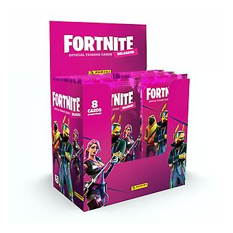 Fortnite Reloaded Trading Card Collection Booster Box (36 Packs)