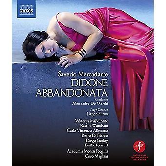 Importación de Didone Abbandonata [Blu-ray] EE.UU.