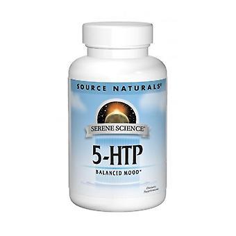Source Naturals 5-HTP, 50 mg, 30 caps