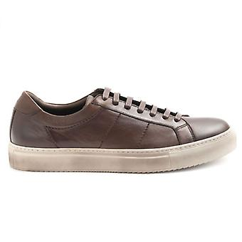 Men's Shoes Jerold Wilton Brown In Soft Leather