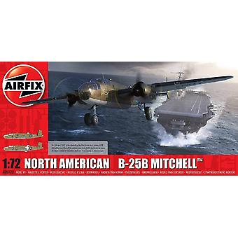 Airfix North American B25B Mitchell &apopostăDoolittle Raidă (august 2019)