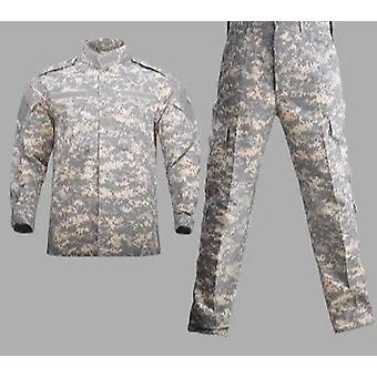 Camping Uniform Camouflage Suit, Jacket+pants