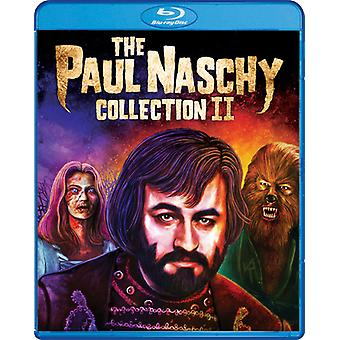 Paul Naschy Collection II [Blu-ray] USA import