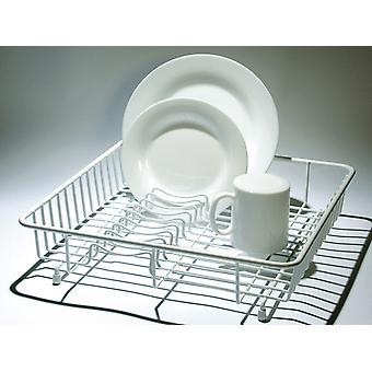 Delfinware Dish Drainer Standard Alb 2010