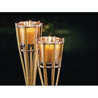Home Hardware Outdoor Bamboo Candle 30in