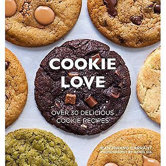 cookie kærlighed: over 30 lækre cookie opskrifter