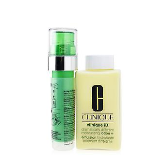 Clinique Id Dramatically Different Moisturizing Lotion+ + Active Cartridge Concentrate For Delicate Skin - 125ml/4.2oz