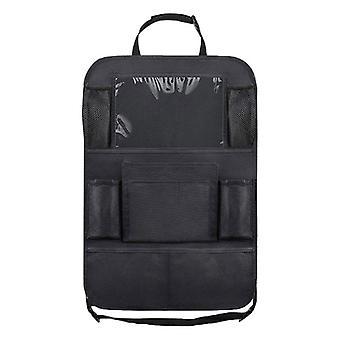 Wodoodporny ochraniacz oparcia fotelika samochodowego i torba do przechowywania