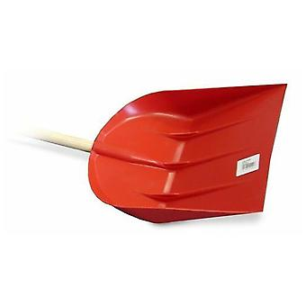 Highlight Imports Sumo Snow Shovel Red