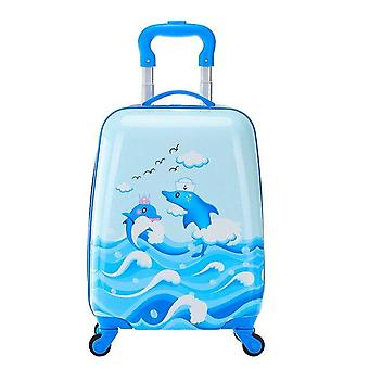 Kids Carry-on Suitcase With Wheels