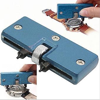 Verstelbare moersleutel Tool | Hoge kwaliteit horloge terug zaak Opener schroef moersleutel reparatie Tool Kit Cover Remover