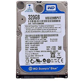 "320 Go 2.5"" Sata Internal Hard Drive 320g Hd Hard Drive 3-6gb/s 5400rpm-7200rpm"