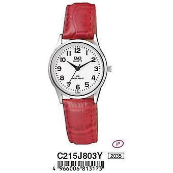 Q&q watch c215j803y