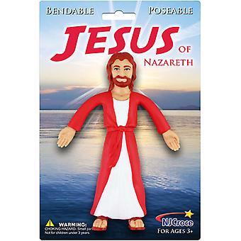 Jesus of Nazareth Bendable USA import