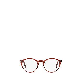 نظارات Persol PO3092V الحمراء للجنسين