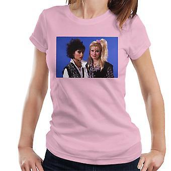 Weird Science Hilly och Deb Tillsammans Women's T-Shirt