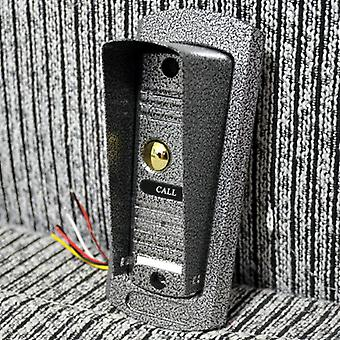 Door Phone Metal Camera For 4 Wire Cable Wired Video Door Phone Intercom Entry